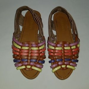 Multi Color Sandal